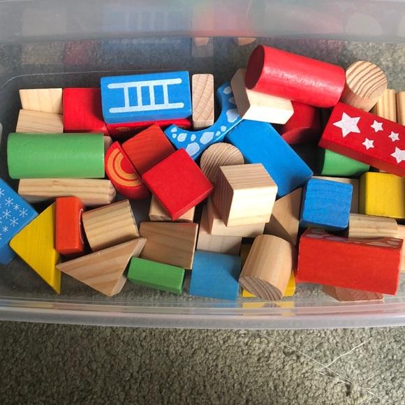 Other - Kids blocks